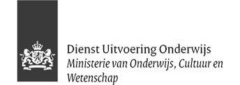 Logo Ministerie van Onderwijs, Cultuur en Wetenschap